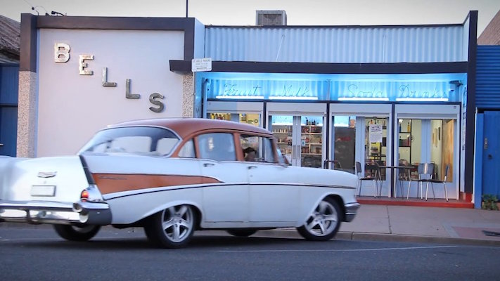 Bells Milk Bar - Step back into 1950's Australia